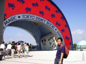 Buktinya ada Disneyland di Tokyo (Jepang)